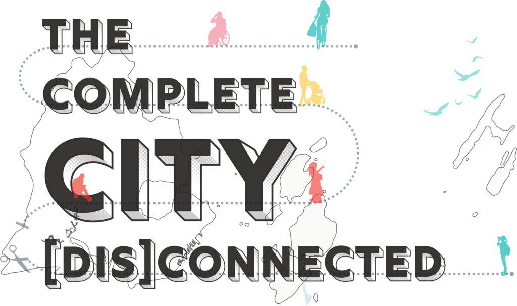 The Complete City [dis]connected logo